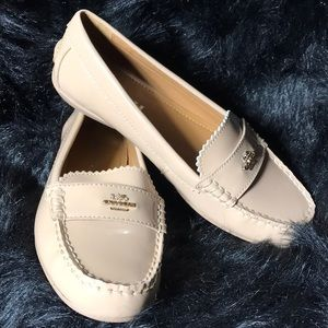 COACH Patent Leather Loafer